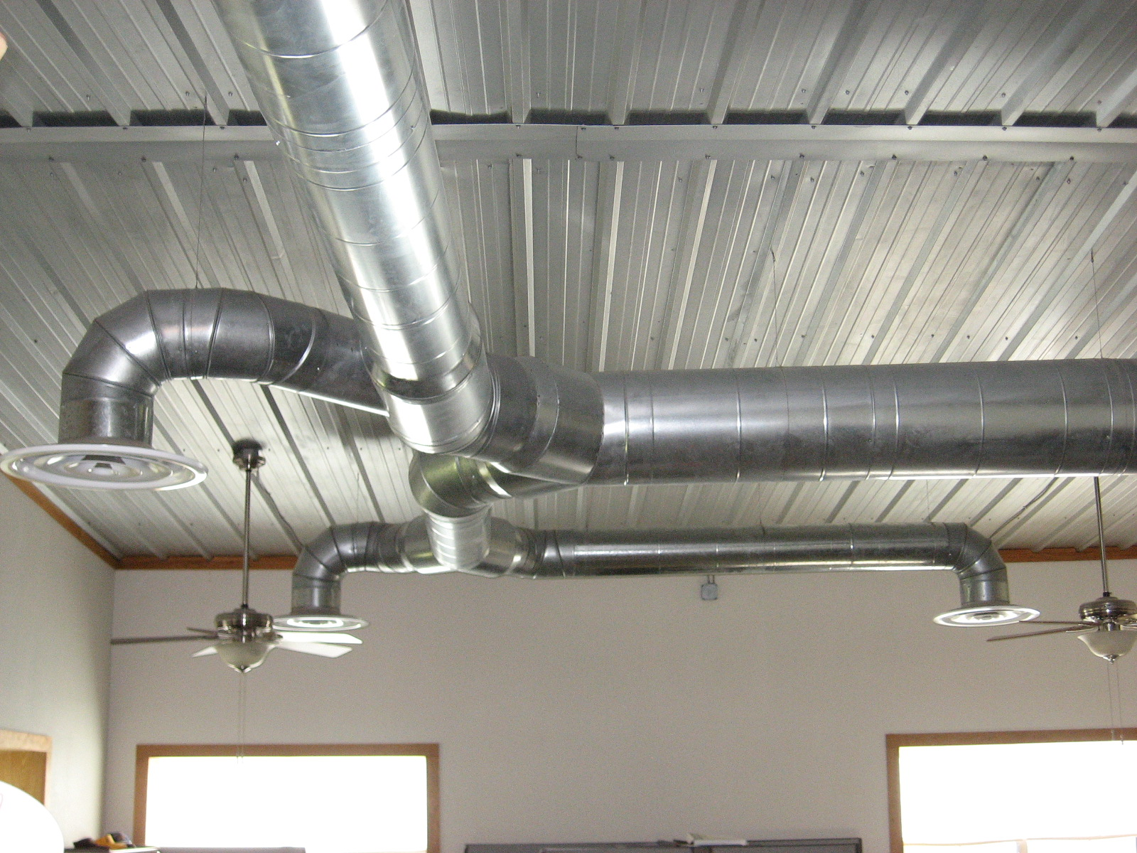 duct sizing and layout kramer engineering services
